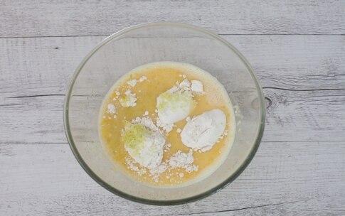 Preparazione Clafoutis di albicocche e lamponi  - Fase 1