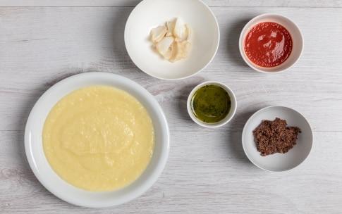 Preparazione Crema fredda di baccalà e patate  - Fase 6