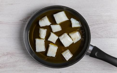 Preparazione Crema fredda di baccalà e patate  - Fase 2
