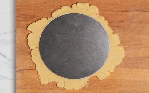 Preparazione Crostata multicolore - Fase 1