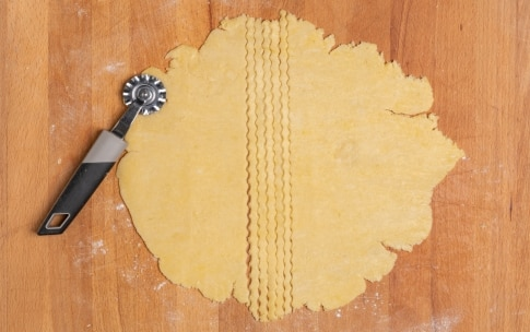 Preparazione Crostata multicolore - Fase 2