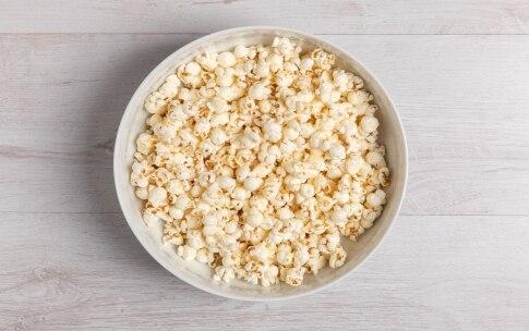 Preparazione Polenta fredda di pop-corn - Fase 1