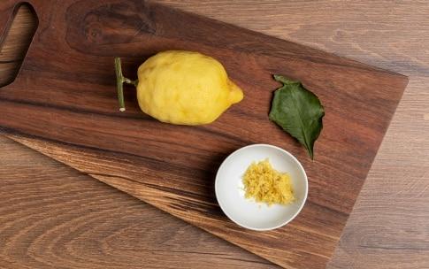 Preparazione Torta al limone di Amalfi - Fase 1