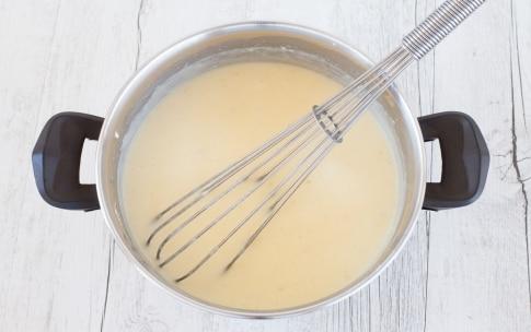 Preparazione Torta di biscotti e crema al cocco - Fase 1