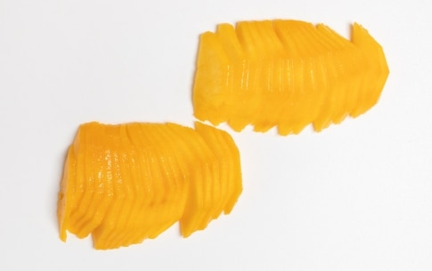 Preparazione Torta mango e crema ricca - Fase 4