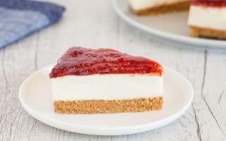 Cheesecake fredda