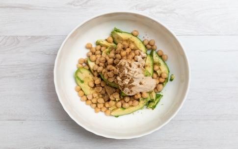 Preparazione Hummus di avocado - Fase 2