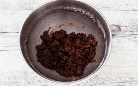 Preparazione Biscotti al cioccolato con Nutella - Fase 1