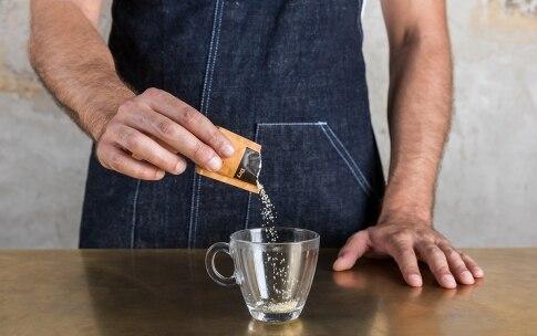 Preparazione Irish coffee - Fase 2