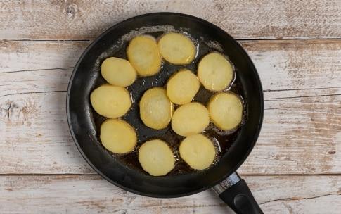 Preparazione Patate alla lionese - Fase 2