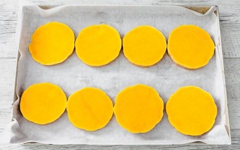 Preparazione Pizzette di zucca - Fase 1