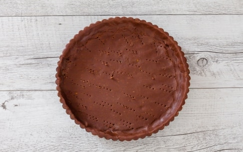 Preparazione Crostata al cioccolato e burro di arachidi  - Fase 1