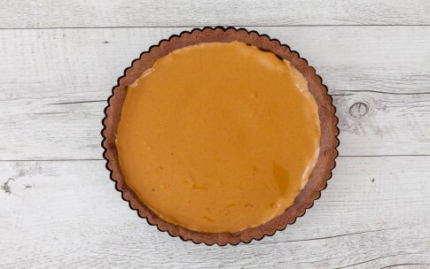 Preparazione Crostata al cioccolato e burro di arachidi  - Fase 2