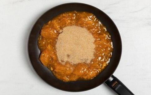 Preparazione Crostata di cachi - Fase 1