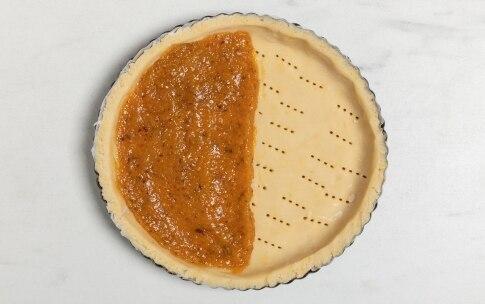 Preparazione Crostata di cachi - Fase 3