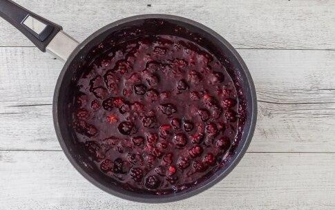 Preparazione Crostata morbida alle more  - Fase 1
