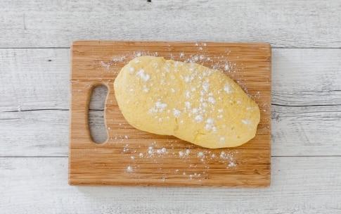 Preparazione Crostata morbida alle more  - Fase 3