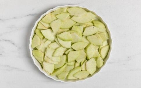 Preparazione Crumble di mele, noci pecan e miele alla vaniglia - Fase 2