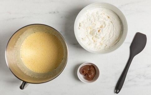Preparazione Parfait monoporzione alle castagne - Fase 1