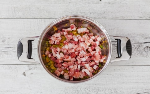 Preparazione Pasta e lenticchie - Fase 1