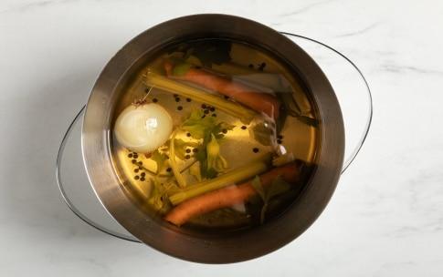 Preparazione Risotto alla zucca e salsiccia - Fase 2