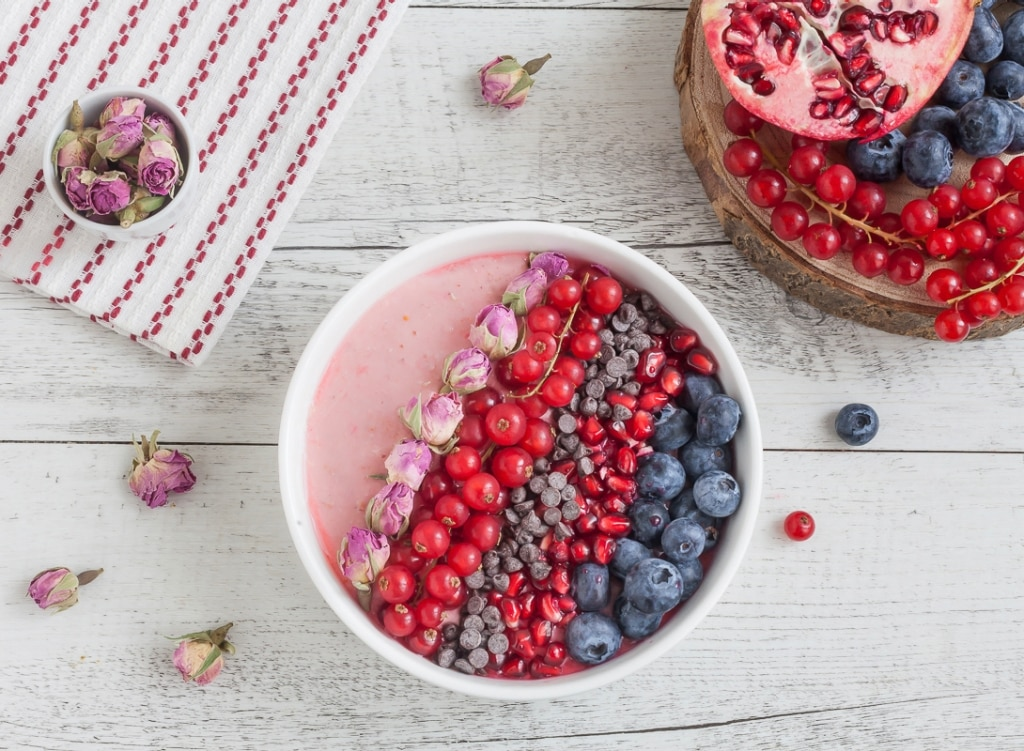 Smoothie bowl d'autunno