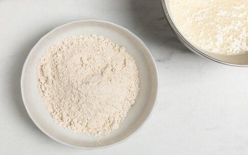 Preparazione Torta di castagne e gocce di cioccolato - Fase 1