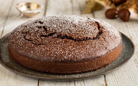 Preparazione Torta di castagne e gocce di cioccolato - Fase 3