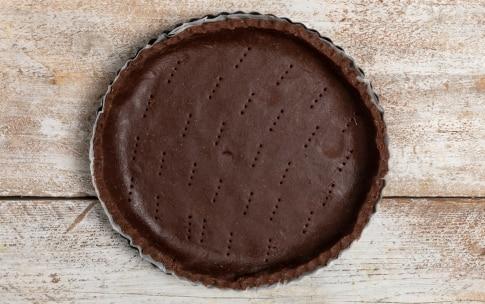 Preparazione Crostata di ricotta e cioccolato - Fase 3