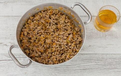 Preparazione Lasagna bianca - Fase 2