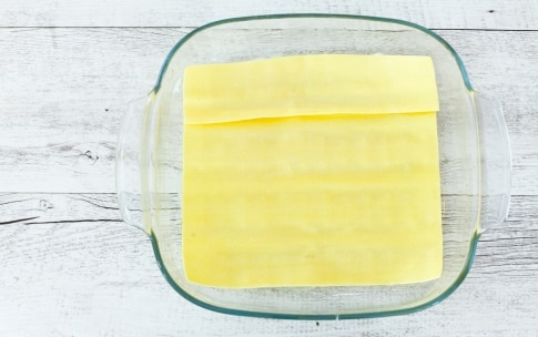 Preparazione Lasagne di pesce - Fase 4