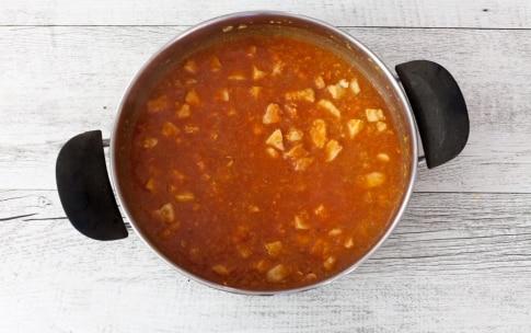 Preparazione Lasagne di pesce - Fase 2