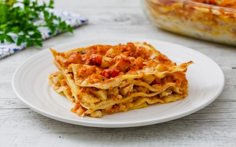 Preparazione Lasagne di pesce - Fase 5