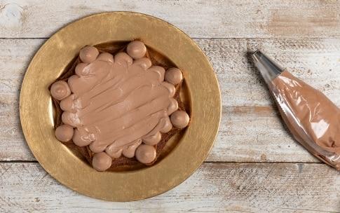 Preparazione Pandoro farcito con mascarpone e Nutella - Fase 4
