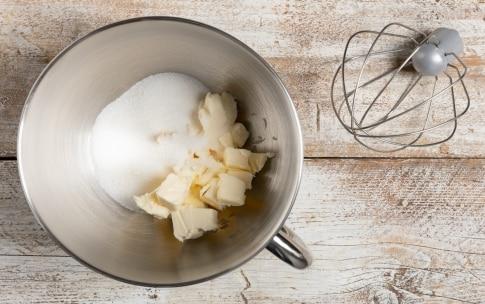 Preparazione Plumcake al cioccolato - Fase 1