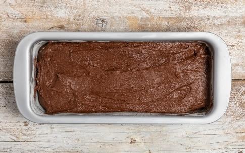 Preparazione Plumcake al cioccolato - Fase 3
