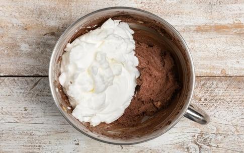 Preparazione Plumcake al cioccolato - Fase 2