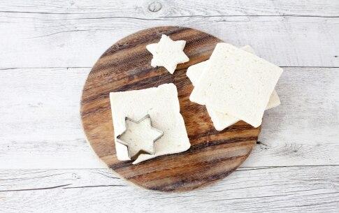Preparazione Tartine natalizie - Fase 1
