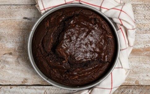 Preparazione Torta alla Nutella - Fase 3