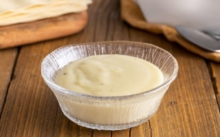 Besciamella senza latte