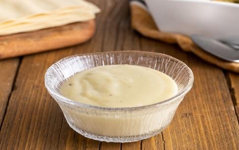 Preparazione Besciamella senza latte - Fase 3