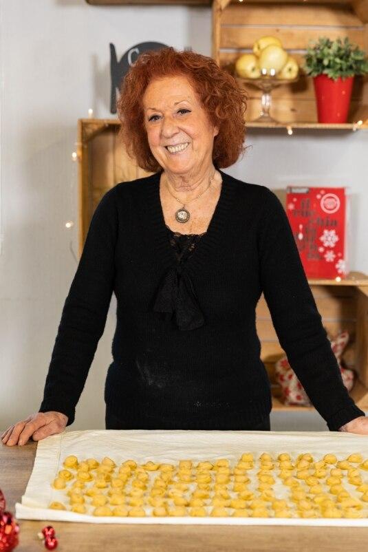 Cappelletti in brodo di nonna Nicoletta