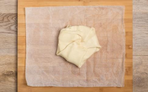 Preparazione Fonduta di brie in crosta - Fase 2