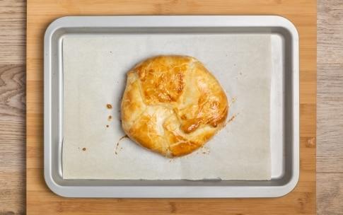 Preparazione Fonduta di brie in crosta - Fase 3