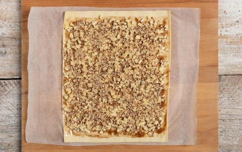 Preparazione Girelle di pasta sfoglia - Fase 3