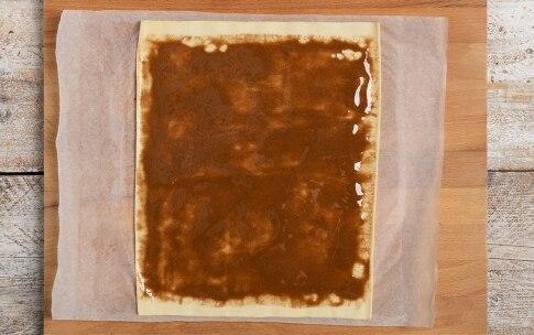 Preparazione Girelle di pasta sfoglia - Fase 2