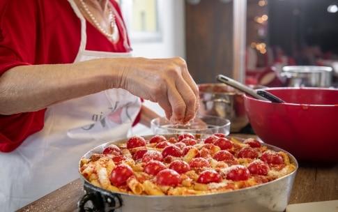 Preparazione Pasta al forno di nonna Giovina - Fase 5