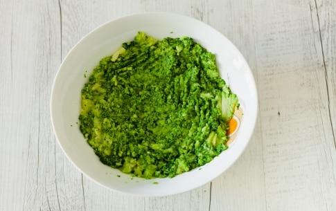 Preparazione Sformato di broccoli - Fase 1