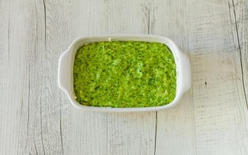 Preparazione Sformato di broccoli - Fase 3