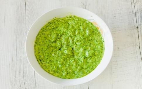 Preparazione Sformato di broccoli - Fase 2